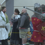 GALLERY: Medieval reenactment takes over Kalamazoo Expo Center Saturday