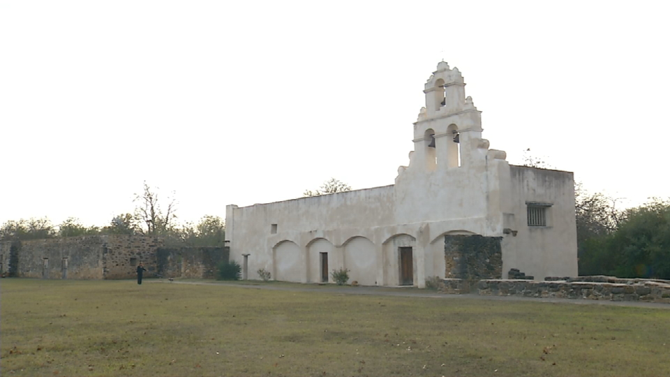 The missions include Concepcion, San Juan, San Jose, Espada and Mission San Antonio de Valero -- better known as The Alamo. (SBG Photo)