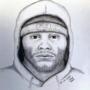 Placer County Sheriff release sketch of attempted murder suspect
