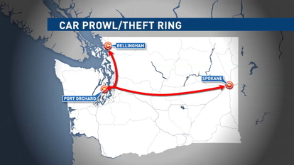 Cops arrest two more suspects in giant King Co  crime ring