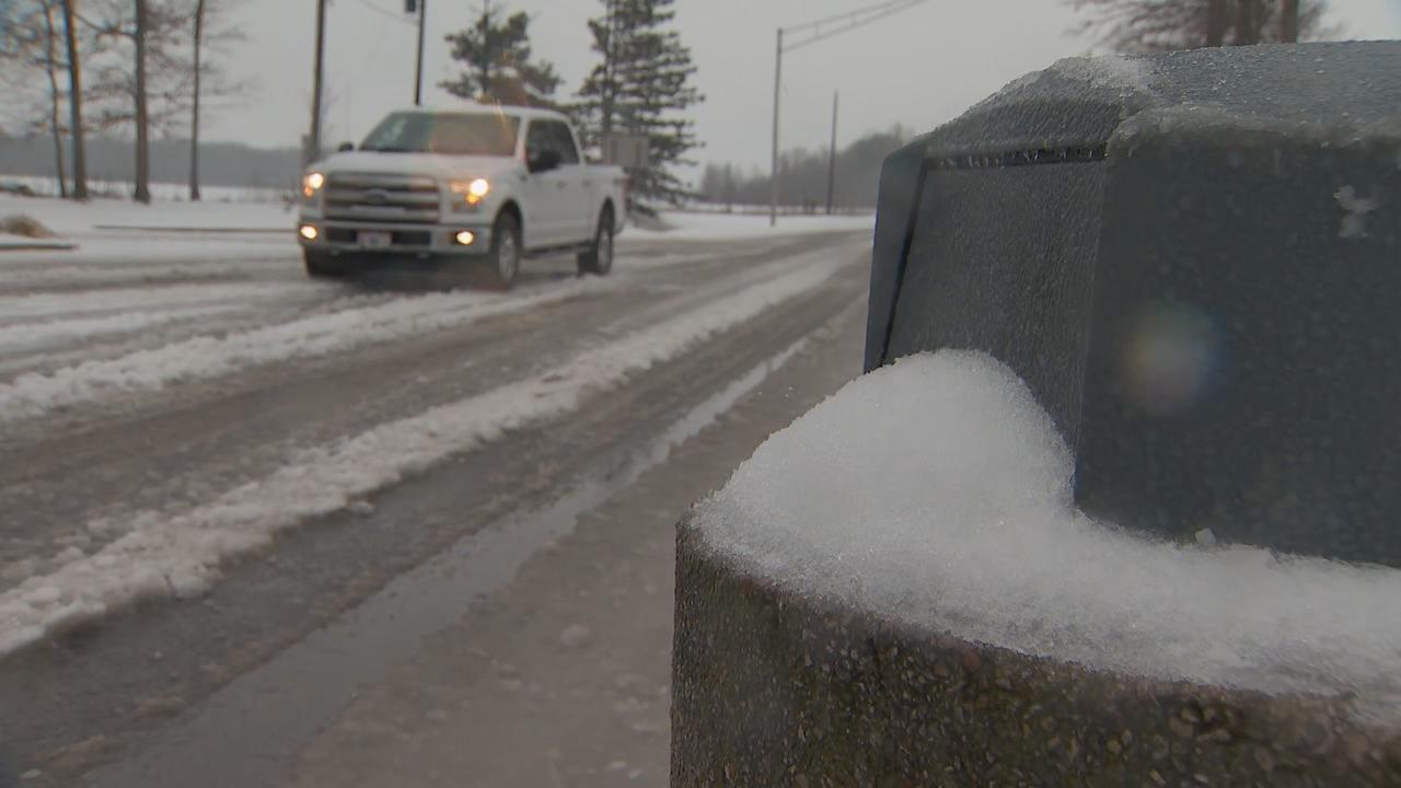 Towns in the northern portion of Central Ohio are preparing to dig out again after they've been the target of two separate snowstorms in one week. Saturday's storm, which largely brought rain to the Columbus area, dumped inches of snow on the city of Marion with wind to create drifts and wreak havoc on local snowplowing routes. (WSYX/WTTE)