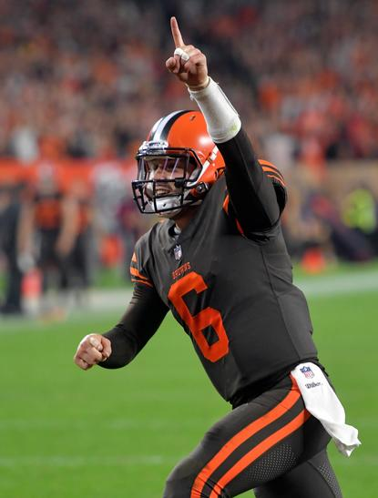 classic c6de0 ccc1b Cleveland Browns to wear Color Rush as primary uniforms for ...