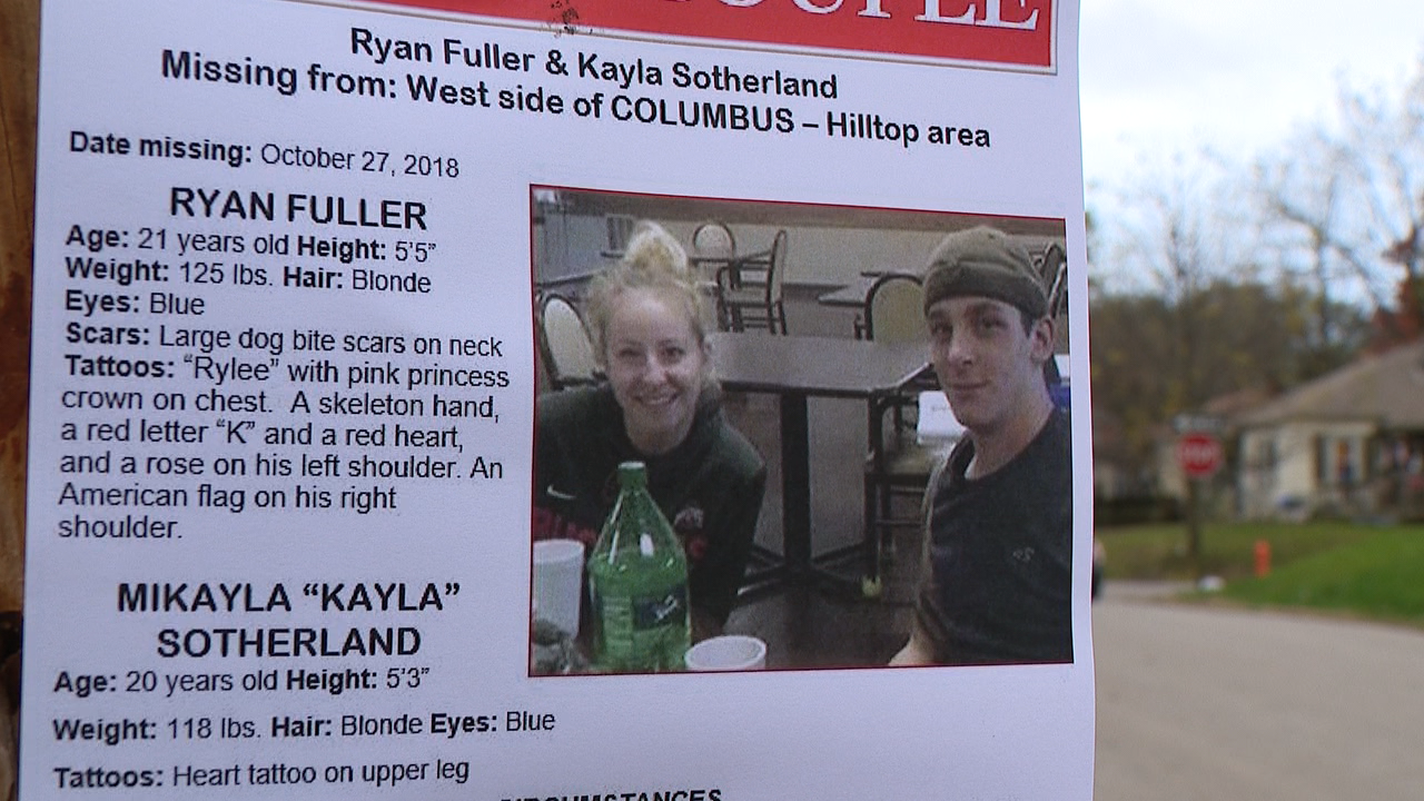 A west side family said they have called the jails, all the hospitals, they called the morgues to find any clue of 21-year-old Ryan Fuller and his girlfriend 20-year old Kayla Sotherland. (WSYX/WTTE)<p></p>