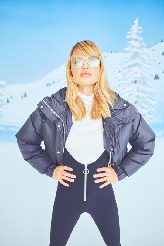 Whether you're an avid skier or snowboarder or just want to look the part - we've rounded up some trendy snow gear to make you look (and feel) like the ultimate snow bunny. (Image: Cordova){ }{ }