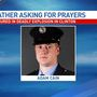 Father of injured Clinton firefighter asking for prayers