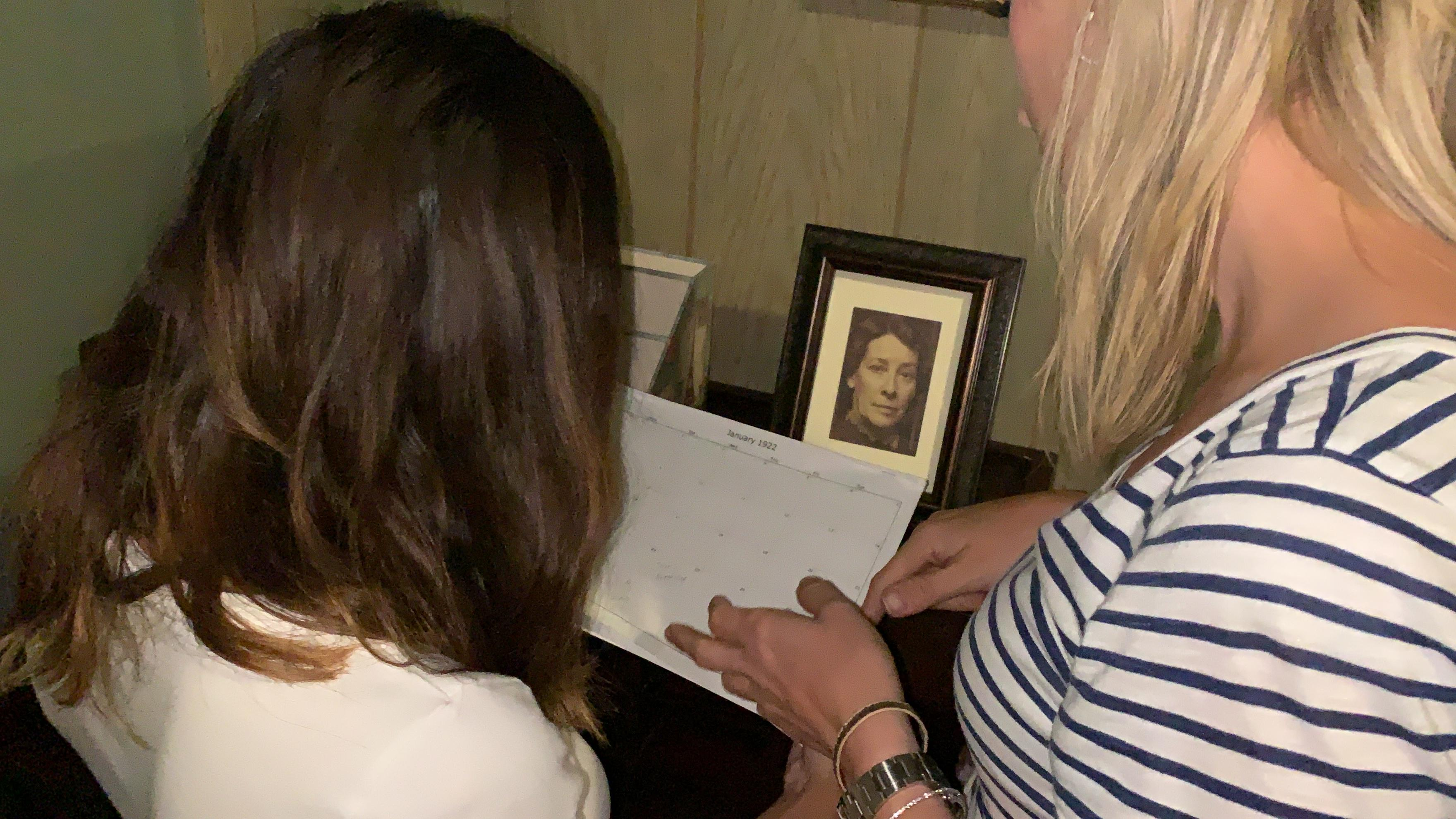 Step inside 'Downton Abbey' in new mystery escape room in Utah. (Photo: Adam Forgie, KUTV)