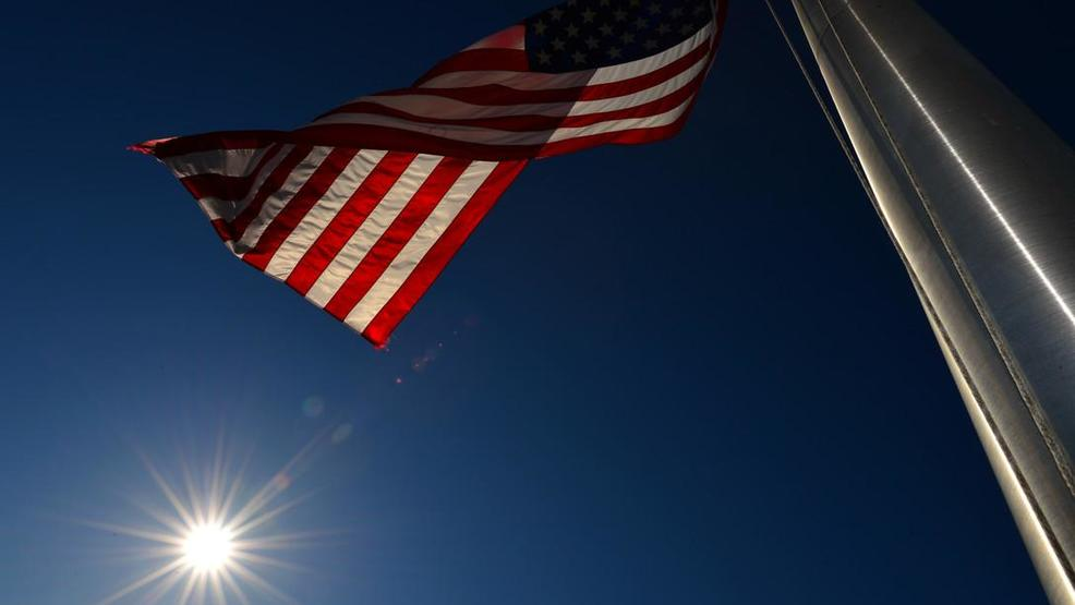 Flags lowered to half-staff to honor COVID-19 victims