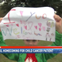 Hopeful homecoming for Citronelle child cancer patient
