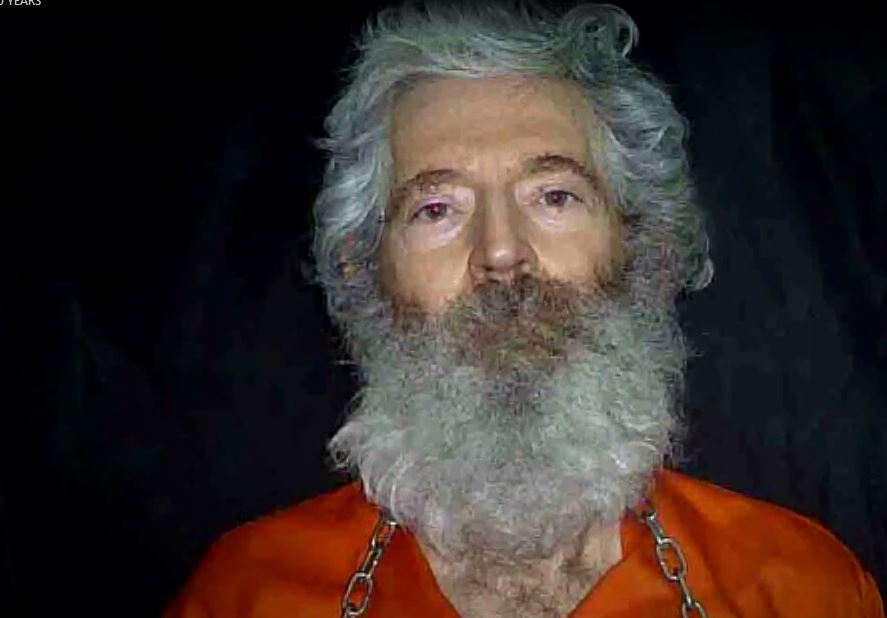 10 years ago, American Bob Levinson disappeared in Iran (Photo: FBI)