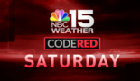 CODE RED WEATHER: Heavy Rain Threat on Saturday