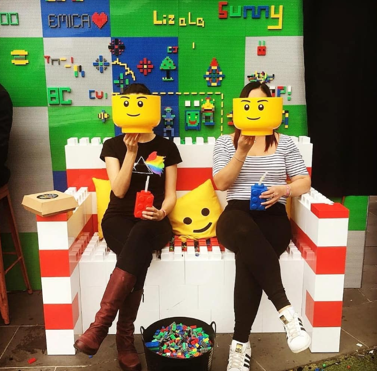 Pop-up Lego bar made with 1 million bricks coming to Cincinnati this summer (The Brick Bar)