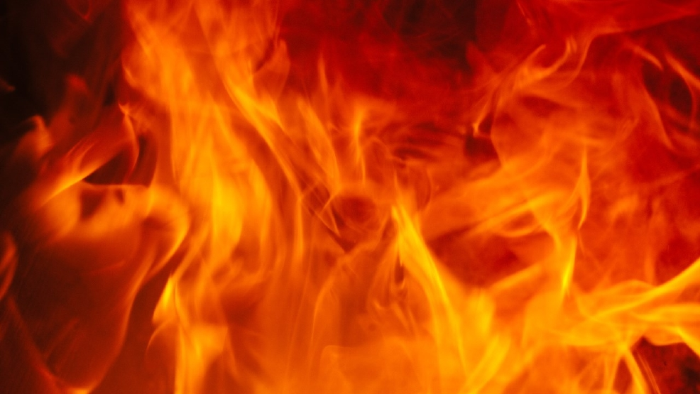 Man Dies In Fire At Shop In North Central Arkansas Katv