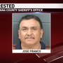 Las Cruces man arrested on multiple counts of rape involving minor