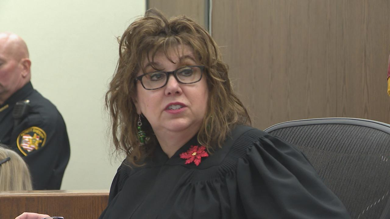 According to a complaint from the Board of Professional Conduct, Judge Amy Salerno is accused of misconduct involving a case from November 2016. (WSYX/WTTE)