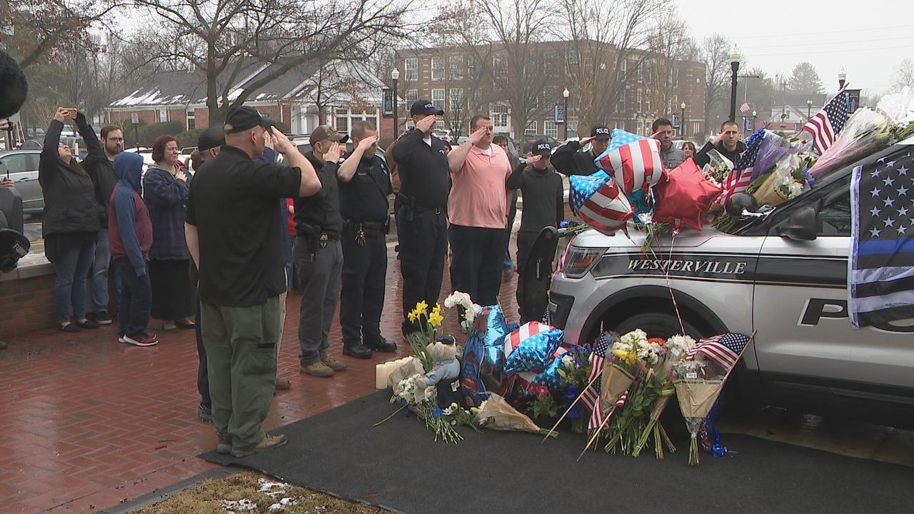 First responders paying the ultimate sacrifice has a true meaning in the city of Westerville. Sunday, February 10 will mark one year since the deaths of Officers Anthony Morelli, 54, and Eric Joering, 39. (WSYX/WTTE)