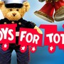 Omaha police, fire departments helping Toys for Tots program