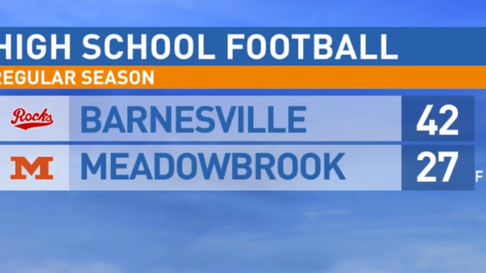 9.6.19 Highlights: Barnesville at Meadowbrook