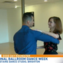 Local studio celebrates National Ballroom Dance Week