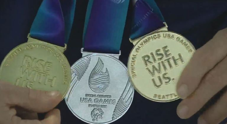 Local athlete wins gold in National Special Olympic Games
