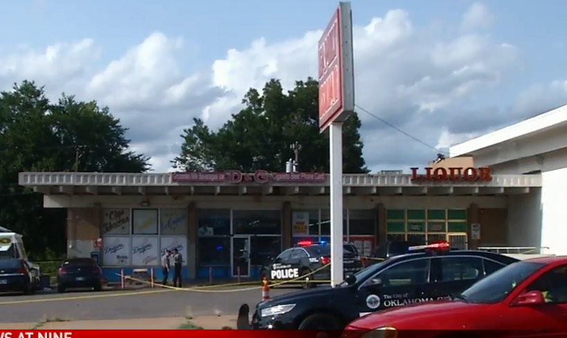An innocent bystander was injured in a shooting at a metro Family Dollar Aug. 19. (KOKH/FILE)