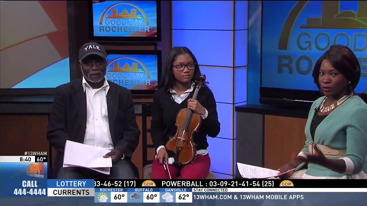 Daughter of African immigrant set to perform at Carnegie Hall