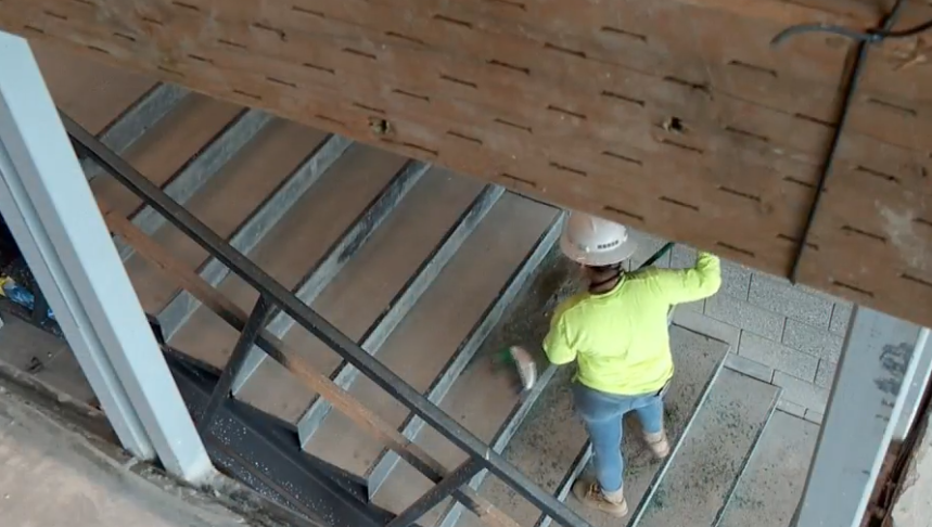 3 new homeless shelters near completion in Salt Lake area. (Photo: KUTV)