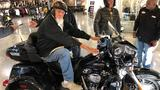 'One last ride' for motorcycle enthusiast that suffers from severe brain cancer