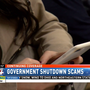 Unpaid federal employees being targeted by scammers