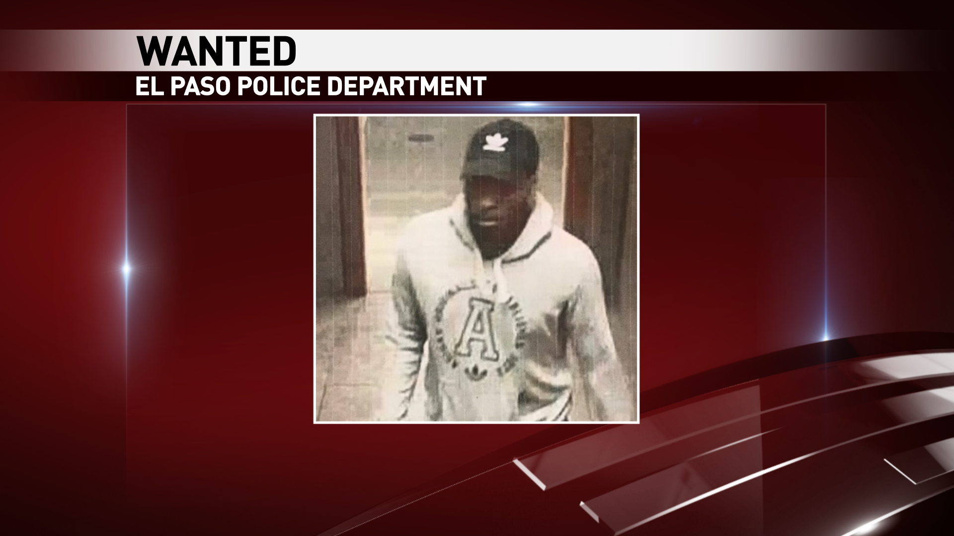 El Paso police believe this man was taking footage of women inside the Ross restrooms.