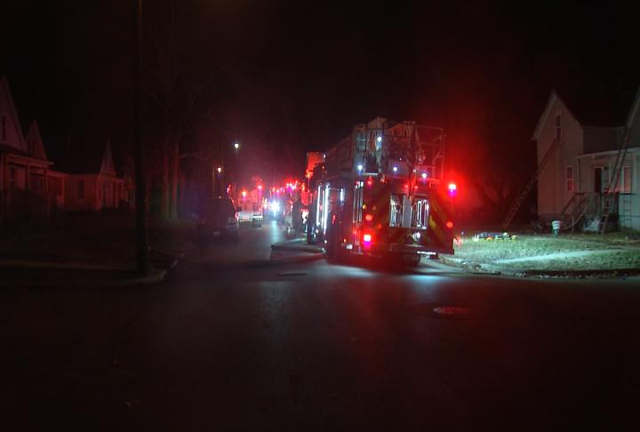 The Springfield Fire Department responded to a fire that started in the attic of a home in the 1500 block of South 15th Street Thursday morning. (WICS)