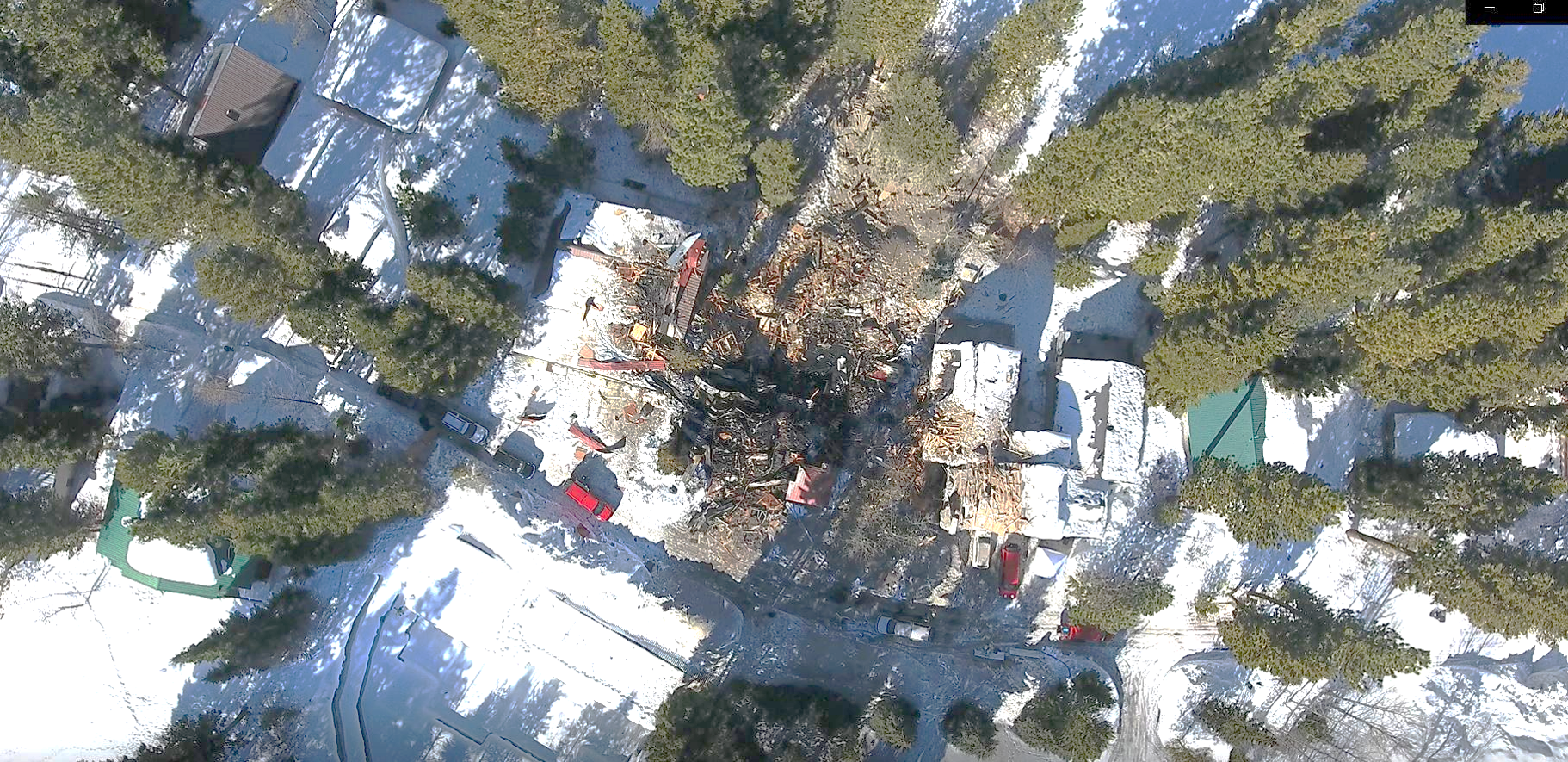 Deadly house explosion in McCall caused by propane leak, fire marshal says. (Courtesy Idaho State Fire Marshal)