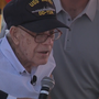 WWII vet returns to former warship USS Laffey 73 years later, docked at Patriots Point