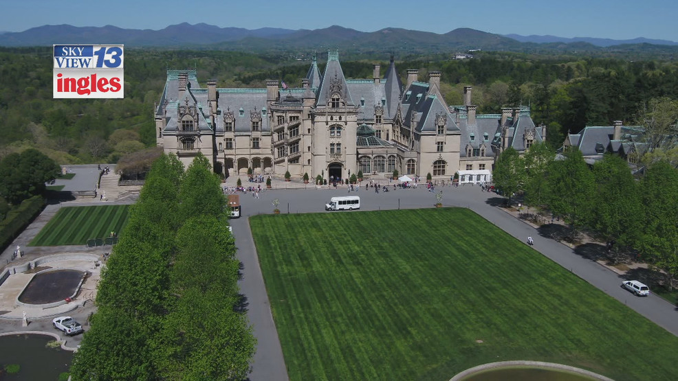 Biltmore Estate Makes Traffic Changes