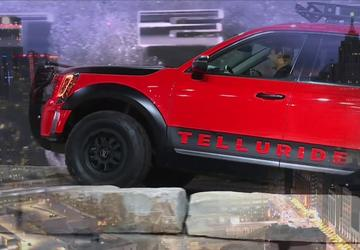 NAIAS 2019:  NBC25/FOX66/CW46 take you inside the Detroit auto show