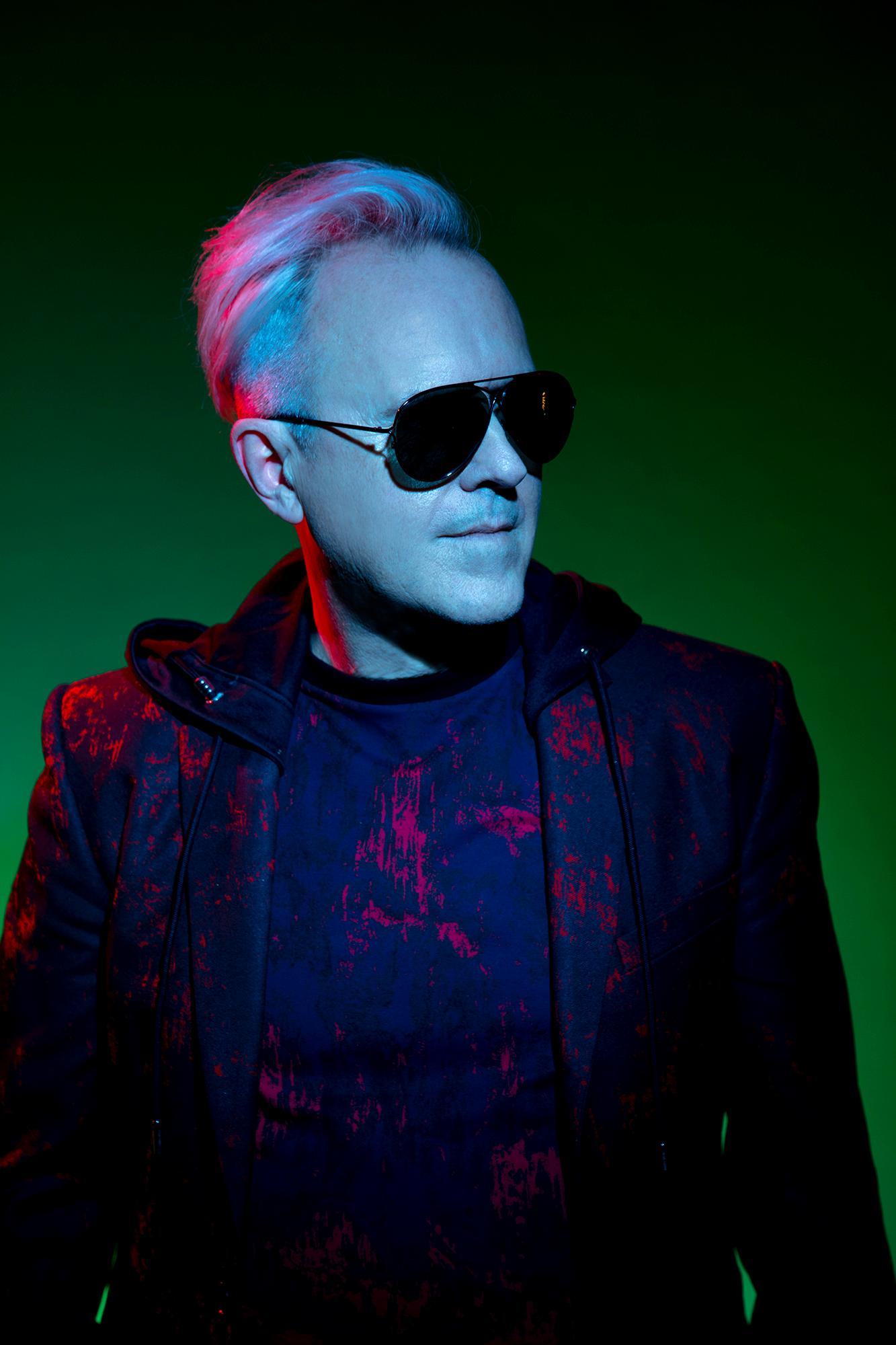 "Howard Jones returns to Salt Lake City on Tuesday, June 25, to play Red Butte Garden in support of his new album ""Transform"" (Photo: Simon Fowler / Howard Jones)"
