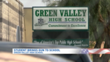 Intoxicated student with gun arrested at Green Valley High School