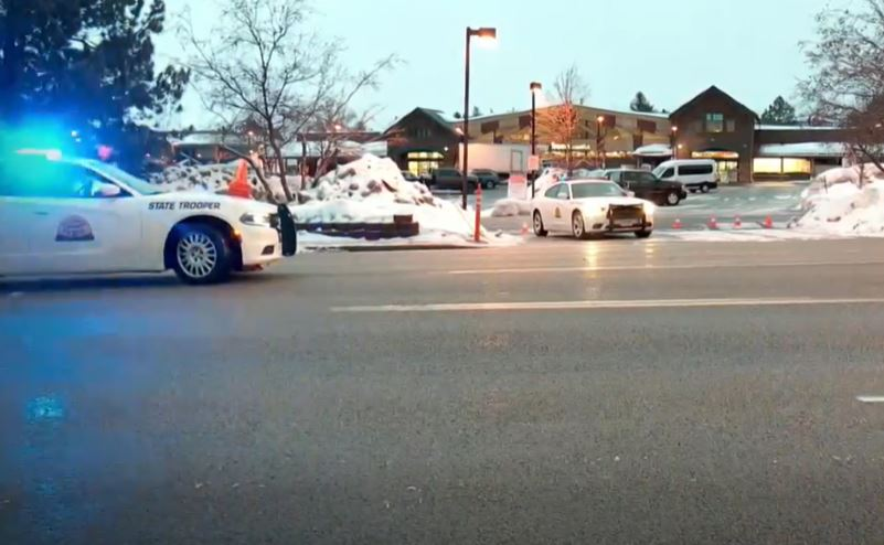 Woman hit by vehicle in Park City in critical condition (Photo: KUTV)<p></p>