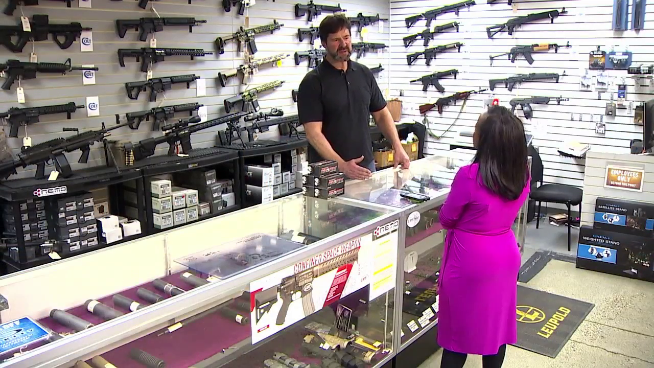 Gun shops brace for voter-approved gun safety law