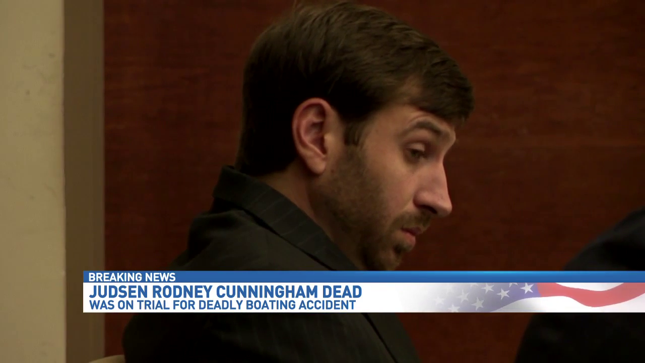 Man on trial for deadly boat crash in Destin found dead. (Source: WEAR-TV)