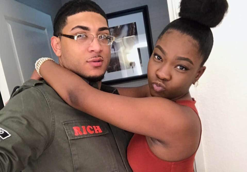 Michael Issa and his fiancée, Mariah Bernardez were killed in a crash along U.S. 54 Sunday, Jan. 7, 2018. (Credit: Cali Kimari)