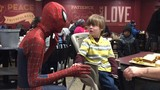 Kalamazoo's Spider-Man using his super powers to inspire local kids, combat bullying