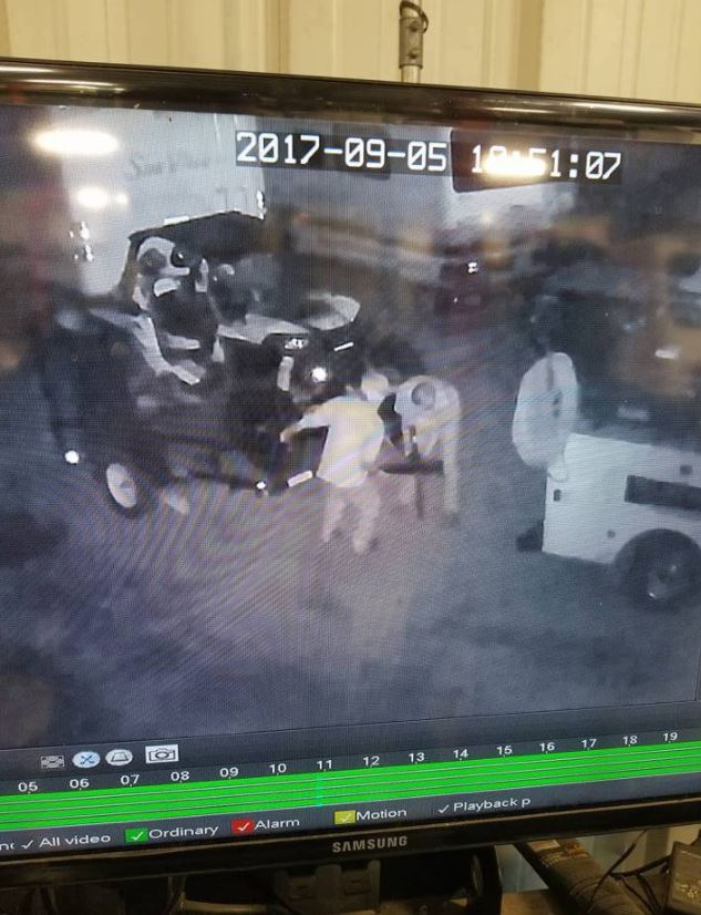Byron stolen truck and Polaris / Byron Police Department