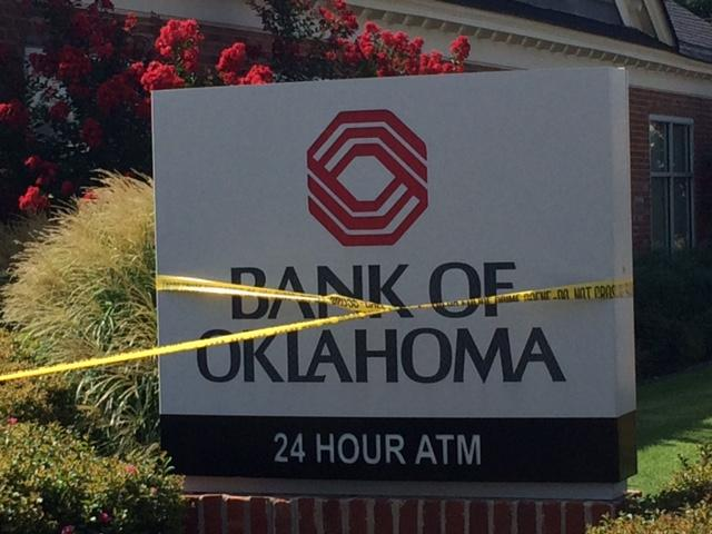 FBI investigating second bank robbery in OKC metro. (KTUL){ }