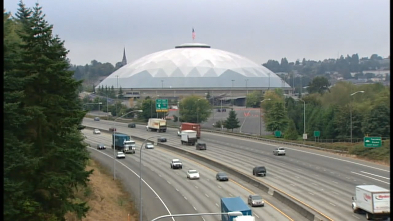 The Tacoma Dome will close from June until October for its first major renovation since it was built in 1983. (Photo: KOMO News)