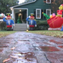 Inflatable holiday displays will stay in Mt. Pleasant's Old Village