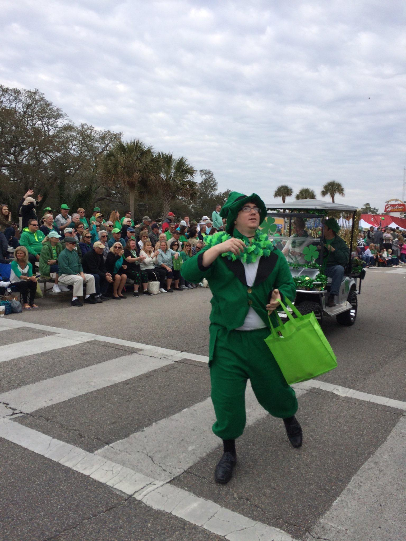 WATCH - North Myrtle Beach\'s 30th Annual St. Patrick\'s Day Parade | WPDE