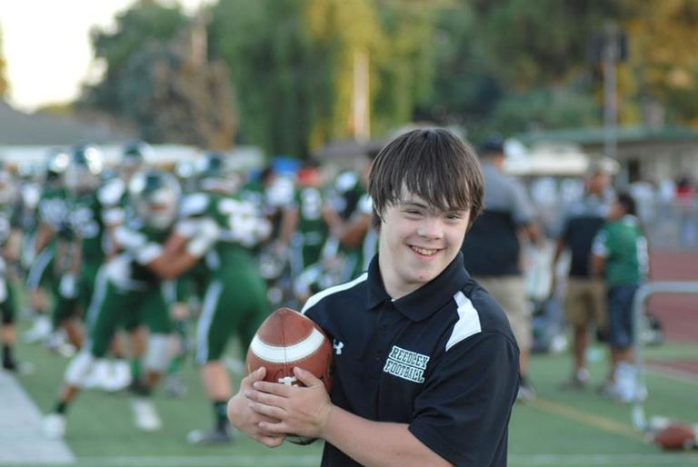 Reedley football coach Brandon Nagle simply says of Jack Welsh - &quot;The hart and soul of Reedley. That would explain Jack right there.&quot;<p></p>
