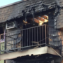 Two people suffer smoke inhalation, two cats die in Valley Pines Apartment fire
