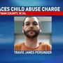 Man faces child abuse charge after accused of severely spanking child