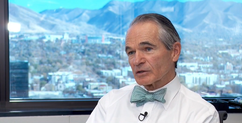 Walter Plumb, a developer and member of Drug Safe Utah, says the legal fight over medical marijuana in Utah is not over yet. (Photo: KUTV)<p></p>